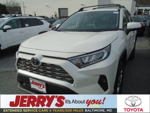 2020 Toyota RAV4 AWD Limited