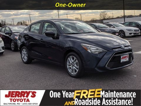Pre-Owned 2018 Toyota Yaris iA FWD 4dr Car