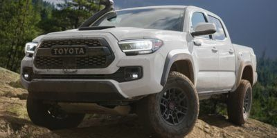 New 2020 Toyota Tacoma TRD Sport 4WD