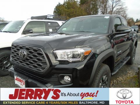 New 2020 Toyota Tacoma Access Cab V6 TRD Off Road 4WD