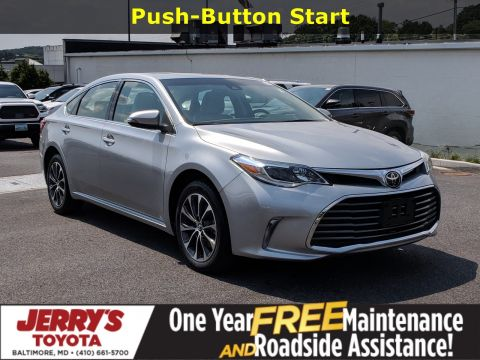 Certified Pre-Owned 2018 Toyota Avalon XLS FWD 4dr Car