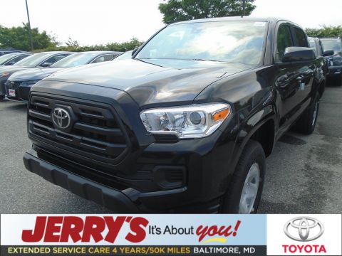 New 2019 Toyota Tacoma Double Cab 4-Cyl. SR RWD 4