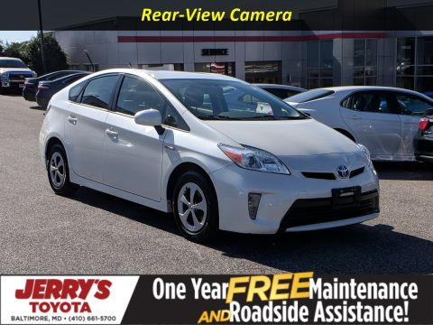 Pre-Owned 2015 Toyota Prius Two FWD Hatchback