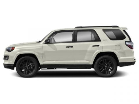 New 2020 Toyota 4Runner 4WD Nightshade With Navigation & 4WD
