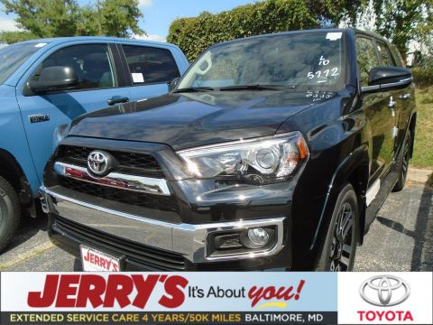 2019 Toyota 4Runner 4WD Limited
