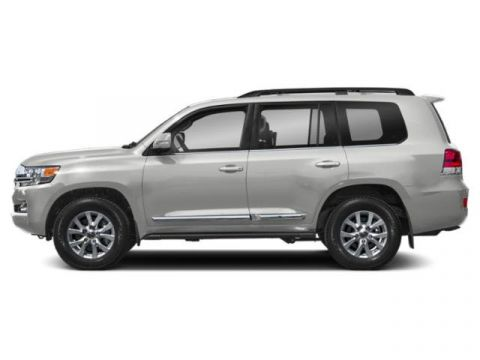 New 2019 Toyota Land Cruiser 4WD V8 4WD
