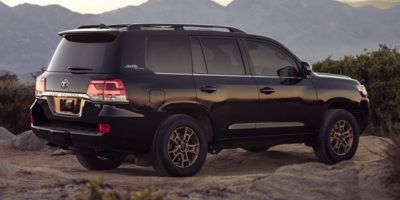 2020 Toyota Land Cruiser 4WD