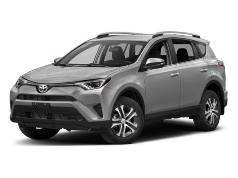 Pre-Owned 2017 Toyota RAV4 LE FWD Sport Utility